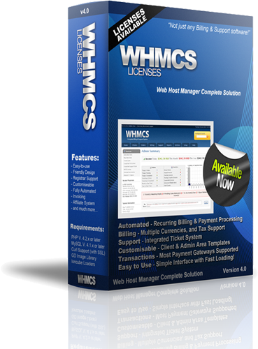 WHMCS V5.0.8 Stable Release [INCREMENTAL UPDATE]
