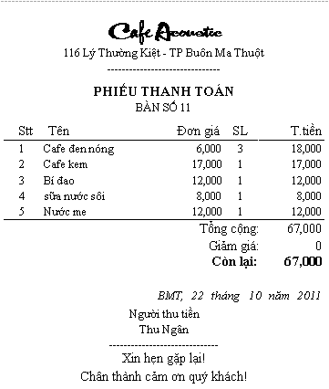 phan mem quan ly cafe