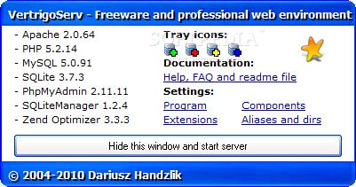 Cài webserver + add nhiều domain + ftp sever trên Windows